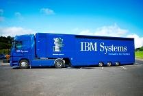 Jump on Board the IBM TechTruck