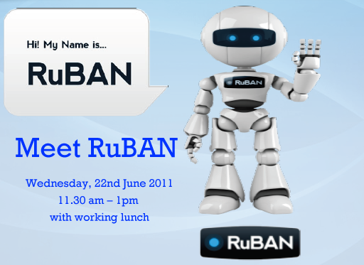 Come and Meet RuBAN – your very own run book automation wizard