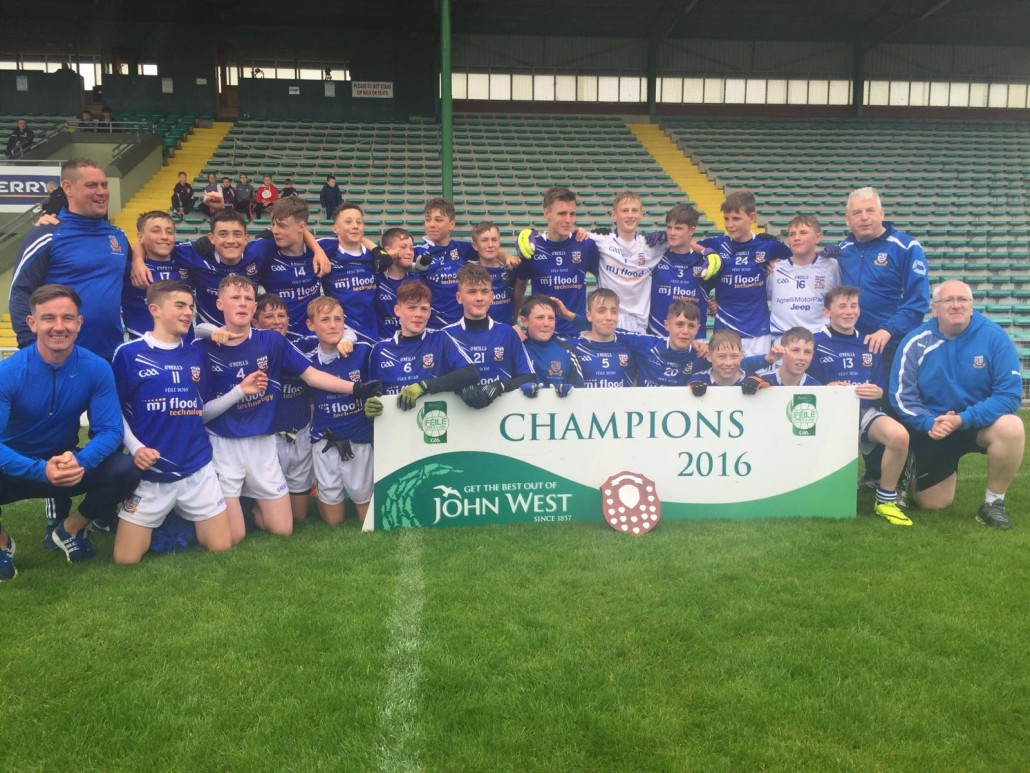 GAA Feile Division 1 Champions