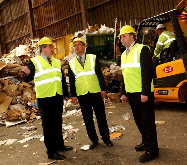 MJ Flood Technology and Onyx Partner in Race Against Waste