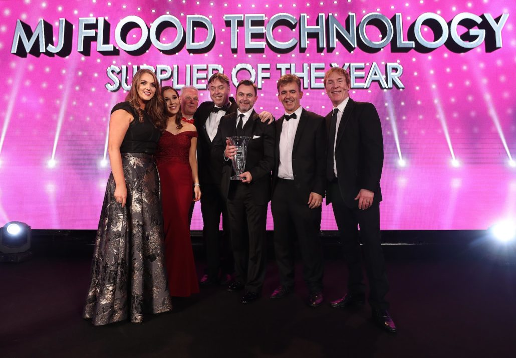 MJ Flood Technology Named Supplier of the Year 2020