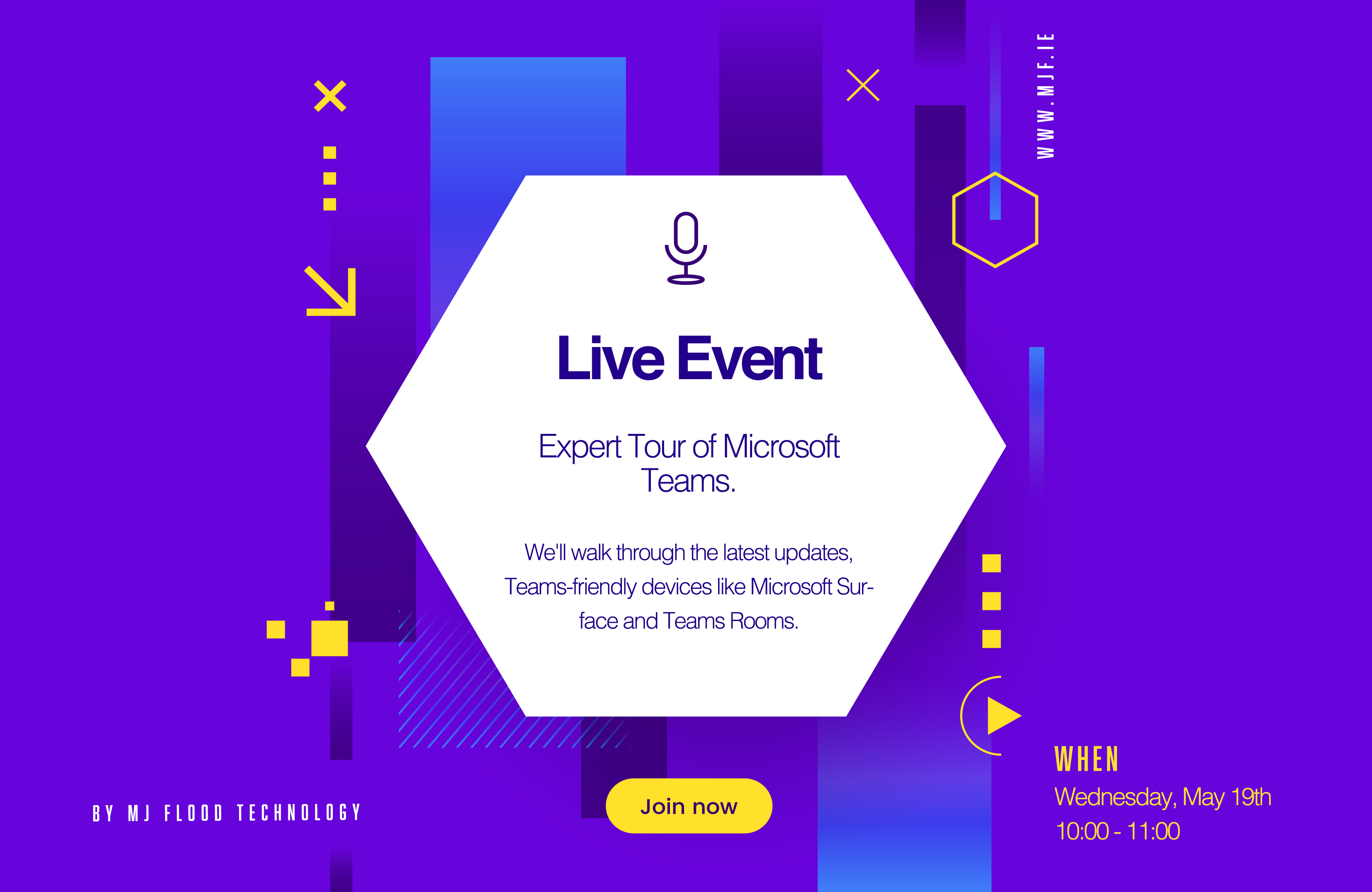 Live Event: Why Microsoft Surface is perfect for Microsoft Teams